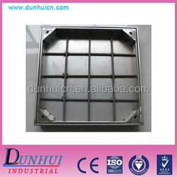 made in china invisible ductile iron manhole cover