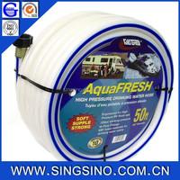 Food Grade PVC Drinking Water Hose / FDA RV Water Hose / AS2070 Water Hose