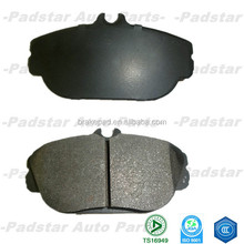 used car auto parts for korean car brake pad disc car brake pad in dubai