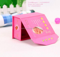wholesale luxury folding paper baby clothes box gift packaging