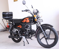 Alfa 110CC 4 Stroke hot sell Motorcycle with EEC certification