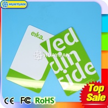 epoxy filling ISO14443A HF MIFARE DESFire EV1 2K MIFARE DESFire card from Manufacturer