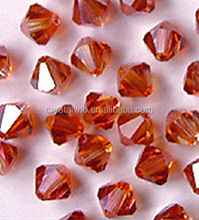 hot seller crystal bead,bicone bead