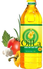 Oila Refined Soybean Vegetable Cooking Oil