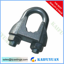 Din 741 Ss Wire Rope Clip Fastener