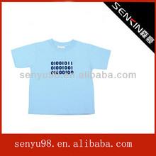 Children Sky Blue tee shirt in lowest price