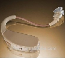Función recargable tipo BTE Digital audífonos