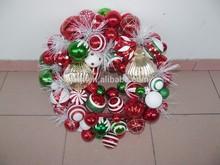 Guirnalda de la navidad bola para la decoración