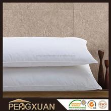 Hotel cotton white european 200TC plain white pillowcase