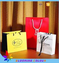 custom cheap Low MOQ santa sack bag with drawstring