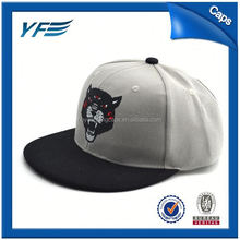 Custom Custom Hawaii Floral Printing Snapback Cap Hat