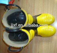 Fireman Steel Toe Rubber Boots