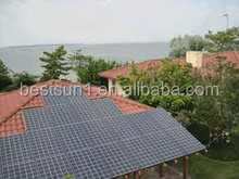 Most popular 1kw portable solar system mini solar system for home use