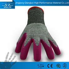 QLSAFETY 13G first choice cut resistant gloves rubber