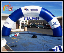 inflatable archway advertising arch, running race arch