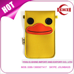Cute mini sling coin bag mini mobile bag