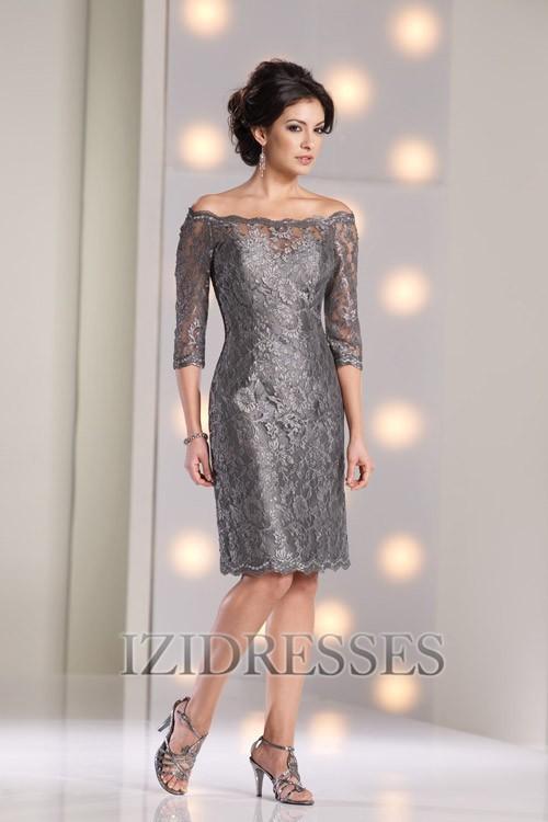Платье для матери невесты 4/1sheath