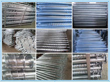 Galvanized Ground Good Metal Earth Screw Anchor