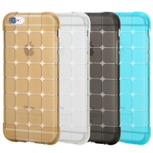 For iphone 6s Rock Cubee Series Block Grain TPU Mobile phone Case For iPhone 6S MT-4234