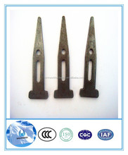 aluminium concrete forms fastener wedge bolt, long/short/standard wedge pin