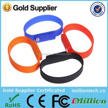 high quality popular in singapore wristband usb flash drive 512 gb, excellent design mini usb drive
