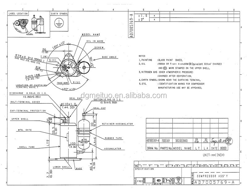 panasonic refrigerator wiring diagram schematic diagrams rh bestkodiaddons co panasonic rotary compressor wiring diagram