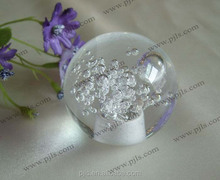 2015 Hot Sell Clear Bubble Crystal Ball Wedding Favor Gift