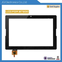 China manufacturer Tablet Accessories digitizer touch screen for android tablet Lenovo A10-70 A7600