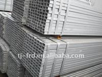 carbon square and rectangular steel tube for structure