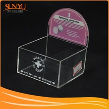 Excellent Transparence Acrylic Lip Cream Balm/Sweet Display Box