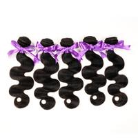 Cheap Unprocessed Remy Kbl 100 Human Hair Weaves Virgin Brazilian Hair Extensions