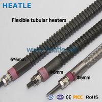 Electric flexible heater /hot runner of flexible heater 1350w