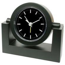 Big discount promotional plastic desk alarm clock on the table