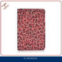 2013 new arrival product for ipad mini,luxury pu leather flip case cover for ipad mini,richly patterned wholesale