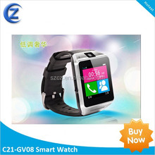 2015 cheap touch screen electronics gsm bluetooth sim card na Latest Wrist Watch Mobile Phone