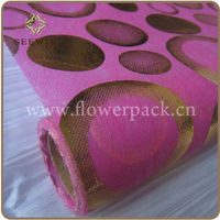 non-woven table runner for party decoration