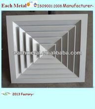 Competitive price on aluminium air ventilation window