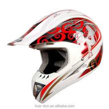 Huadun off-road helme t Racing Motorcycle Helmet, HD-802