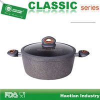 New product aluminum forged cooking pot