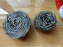 cleaning tool scrubber/galvanized scrubber/stainless steel scourer for usa