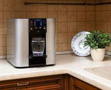 mini bottless advanced orange water cooler dispenser