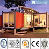 Well-designed Flat-pack Demountable Luxury Container House Wooden