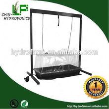 Hydroponics Garden Greenhouse Propagation Root Heat Mat /custom plastic tray