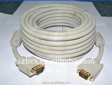 vga 15 pin cable/vga cable max resolution/vga cable color code