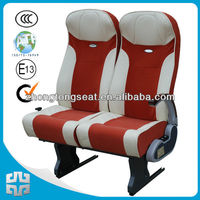 bus reclining seat bus passenger seat CE approved 440mm width ZTZY3210