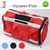 Portable Waterproof Dog Bag Multi-Purpose Pet Carrier Bag Foldable Backpack Pet Bag Free Shipping