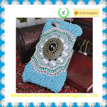 China wholesale jewelry phone case for iPhone 5S