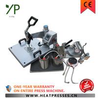 cafe press t shirt printing heat transfer press machine