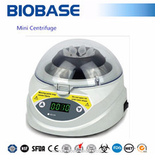 ISO,CE Certified Mini Centrifuge with speed 800-15000r/min