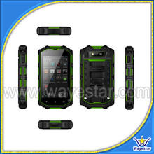 Wholesale OEM City 3G Smart Call Rugged Android Mobile Phone with 4 inch IPS Touch Screen